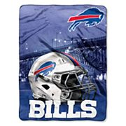 Buffalo Bills Silk-Touch Throw Blanket