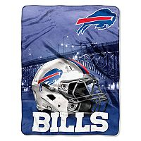 Buffalo Bills Silk-Touch Throw Blanket