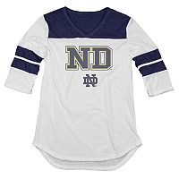 Women's Notre Dame Fighting Irish Fiery Tee