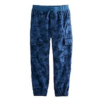 Toddler Boy Jumping Beans® Camouflaged Cargo Pants