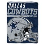 Dallas Cowboys Micro Raschel Throw Blanket