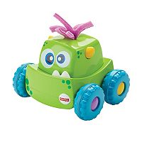 Fisher-Price Press 'n Go Green Monster Truck