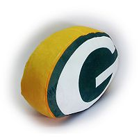Green Bay Packers Logo Pillow