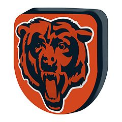 Chicago Bears Logo Pillow