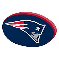 New England Patriots Logo Pillow