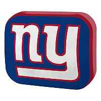 New York Giants Logo Pillow