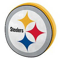 Pittsburgh Steelers Logo Pillow