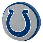 Indianapolis Colts Logo Pillow