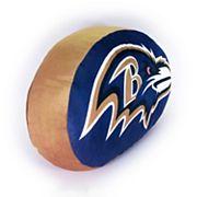 Baltimore Ravens Logo Pillow