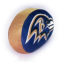 Baltimore Ravens Logo Pillow