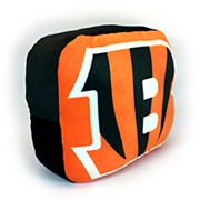 Cincinnati Bengals Logo Pillow