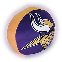 Minnesota Vikings Logo Pillow