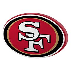 San Francisco 49ers Logo Pillow
