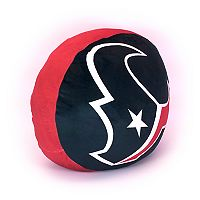 Houston Texans Logo Pillow