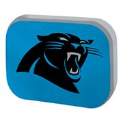 Carolina Panthers Logo Pillow