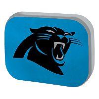 Carolina Panthers Logo Pillow