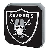 Oakland Raiders Logo Pillow