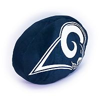 Los Angeles Rams Logo Pillow