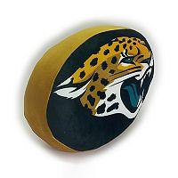 Jacksonville Jaguars Logo Pillow