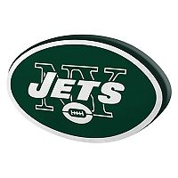 New York Jets Logo Pillow