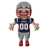 New England Patriots Player Pillow