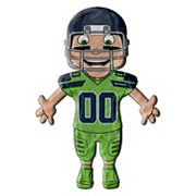 Seattle Seahawks Player Pillow