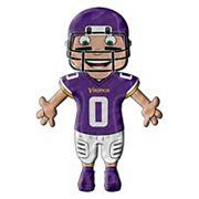 Minnesota Vikings Player Pillow