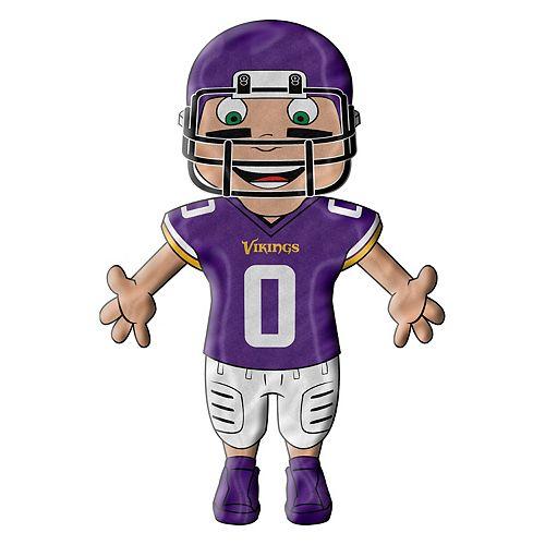 best cheap 7523a f0a4f Minnesota Vikings Player Pillow