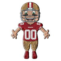 San Francisco 49ers Player Pillow