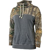 Women's Realtree Epic Funnel Neck Fleece Top