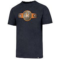 Men's '47 Brand Houston Astros Belt Tee