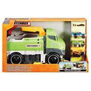 Matchbox Sweep 'N' Keep Truck  By Mattel