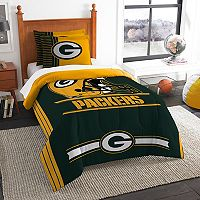 Green Bay Packers Twin/Full Comforter Set