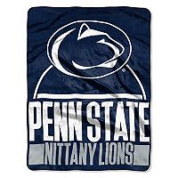 Penn State Nittany Lions Silk-Touch Throw Blanket