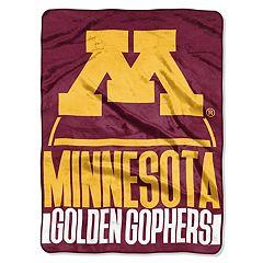 Minnesota Golden Gophers Silk-Touch Throw Blanket