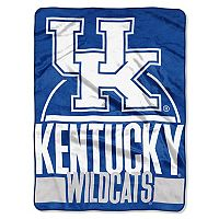 Kentucky Wildcats Silk-Touch Throw Blanket