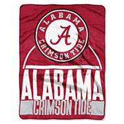 Alabama Crimson Tide Silk-Touch Throw Blanket
