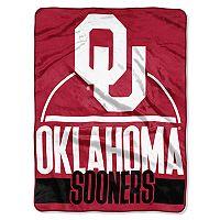 Oklahoma Sooners Silk-Touch Throw Blanket
