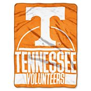 Tennessee Volunteers Silk-Touch Throw Blanket