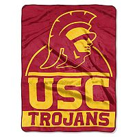 USC Trojans Silk-Touch Throw Blanket