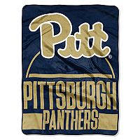 Pitt Panthers Silk-Touch Throw Blanket