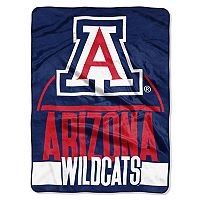 Arizona Wildcats Silk-Touch Throw Blanket