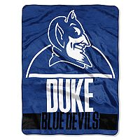Duke Blue Devils Silk-Touch Throw Blanket
