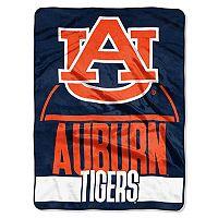 Auburn Tigers Silk-Touch Throw Blanket