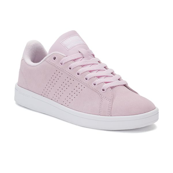 adidas Advantage Clean Women's Suede Sneakers - Shoes