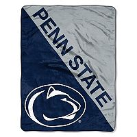 Penn State Nittany Lions Micro Raschel Throw Blanket