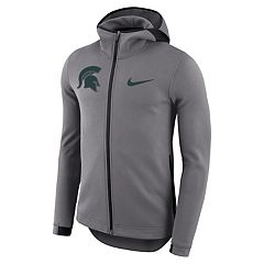 Men's Nike Michigan State Spartans Hyper Elite Hoodie