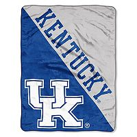 Kentucky Wildcats Micro Raschel Throw Blanket