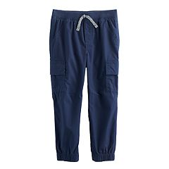 Toddler Boy Jumping Beans® Solid Cargo Pants