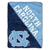North Carolina Tar Heels Micro Raschel Throw Blanket